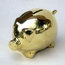 India Overseas Trading BR 6054 Piggy Bank