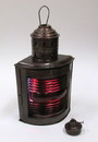 India Overseas Trading IR 1528 Large Ship Light, Red