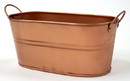 India Overseas Trading IR 21451 Oblong Garden Pot