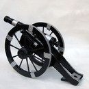India Overseas Trading IR 71011 Large Wood Iron Cannon