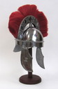 India Overseas Trading IR80553 - HBO Rome Armor Helmet With Plume