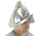 India Overseas Trading IR 80591 Armored Helmet Comb Morion