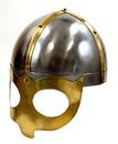 India Overseas Trading IR 80627 Armor Helmet Viking Mask