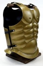 India Overseas Trading IR 80704B MUSCLE ARMOR BRASS (Matte Gold Painted) (21002)