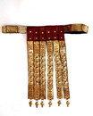 India Overseas Trading IR80724 - Roman Faux Leather Belt