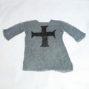 India Overseas Trading IR80813 - Templar Chainmail Shirt Deluxe