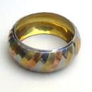 India Overseas Trading JR 346 Bracelet, Brass  Copper  Pewter