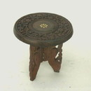 India Overseas Trading SH111 - Wooden Carved Table