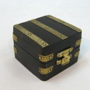 India Overseas Trading SH 1300 Wooden Pill Chest Bo