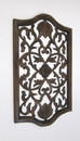 India Overseas Trading SH 15764 Wall Panel Brown Wood Screen Room Decorative, 30