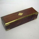 India Overseas Trading SH 6871 Wooden Box, 10x3x2