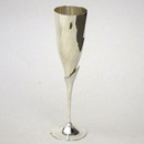 India Overseas Trading SP2611B - Champagne Goblet, Silver Plated