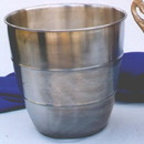 India Overseas Trading SP41310 - Planter, Pewter Finish