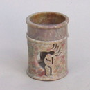 India Overseas Trading SS 22411 Kokopelli Aroma Lamp  Oil Burner