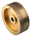 OptiSource 32-HANDEDGERWHEEL Hide-a-Bevel Hand Edger Replacement Wheel