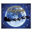 OptiSource 33-LCH17 Merry Christmas Santa (bag of 100 cloths)