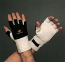 Impacto 471-30 Series Anti-Impact Glove with Wrist Support, Half Finger
