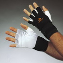 Impacto 471-31 Series Anti-Impact Glove with Wrist Support, Half Finger
