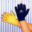 Impacto 525-20 Series Anti-Impact Palm/Web Glove