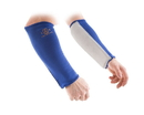 Impacto 805-10 Series Forearm Protector Suede Poly