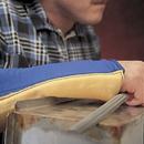Impacto 805-20 Series Forearm Protector Grain Poly