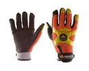 Impacto Anti-Vibration Hi-Visibility Air Glove
