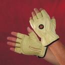 Impacto Carpal Tunnel Glove, Half Finger