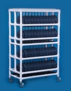 IPU Dome Cart - Holds 96 Dome Lids