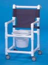 IPU Select Shower Chair Commode