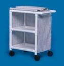 IPU 2 Shelf Cart With Cover - 26