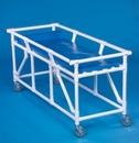 IPU Transport Shower Bed - 350# Capacity