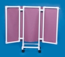 IPU Wheeled Privacy Screen 70