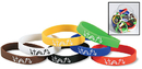 Gifts of Faith 0170 Witness Silicone Bracelets