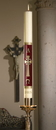 Will & Baumer 10461 No 4 Majesty Paschal Candle