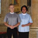 Christian Brands 115 Women's Neckband Blouse - Long Sleeve