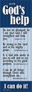 Christian Brands 16061UD Bible Basics God'S Help