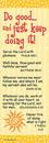Christian Brands 16062UD Bible Basics Do Good