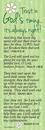 Christian Brands 16064UD Bible Basics God'S Timing