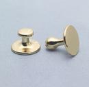 RJ Toomey 1COLBTN12 Collar Buttons #1 - Short Shank