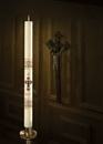 Will & Baumer 30429 No 4 Coronation Paschal Candle