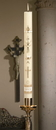 Will & Baumer 30515 No 5 Ornamented Paschal Candle