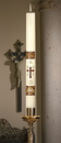 Will & Baumer 31383 No 3 Special Agnus Dei Paschal Candle