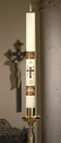 Will & Baumer 31483 No 4 Special Agnus Dei Paschal Candle