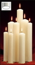 Will & Baumer 32612 Altar Brand Candle