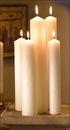 Will & Baumer 37312 Altar Brand&Reg; Freak 3 Self-Fitting End Candle