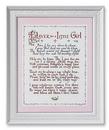 Christian Brands 59-782 59-782 Prayer for a Little Girl