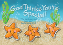 Christian Brands 71101UD Postcards God Thinks You'Re Special