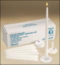 Christian Brands 78391 120 Candlelight Service Kit