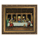 Gerffert 79-1007 The Last Supper Framed Print