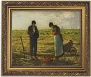 Gerffert 79-217 Millet: The Angelus